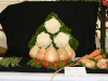 Award winning Vegetable Display