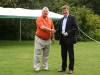 Jeremy with Richard Benyon