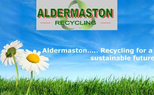 Aldermaston REcycling sponsor the Aldermaston and Wasing Show