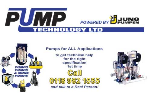 Pump Technology sponsor the Aldermaston and Wasing Show