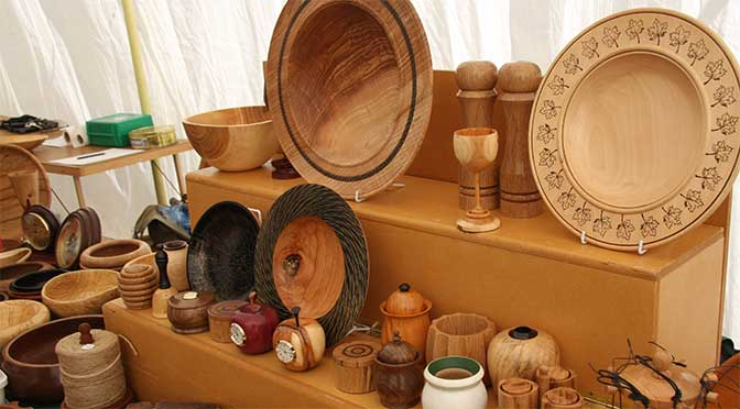 Kennet Vallry Woodturners