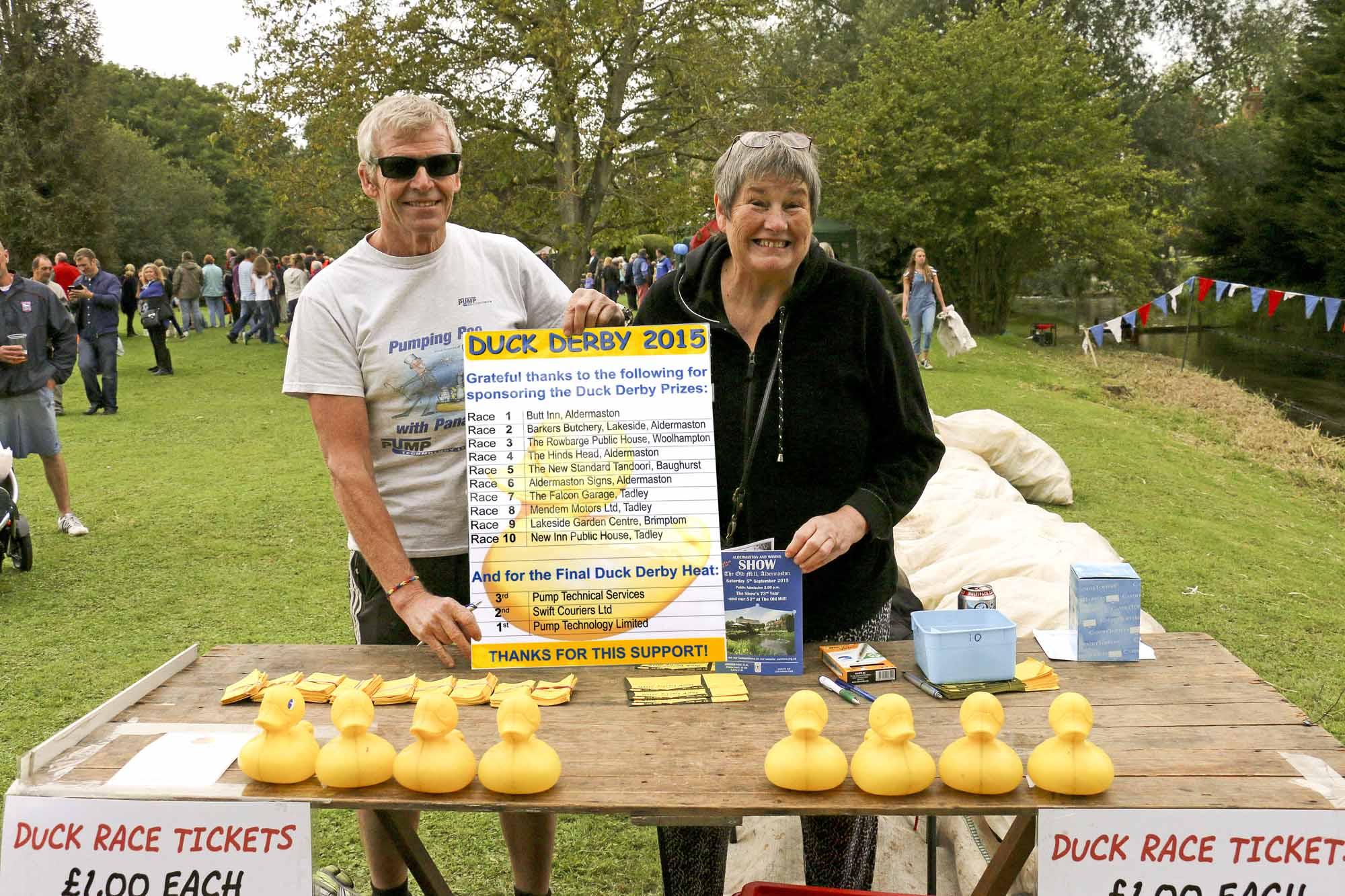 Duck Sponsors